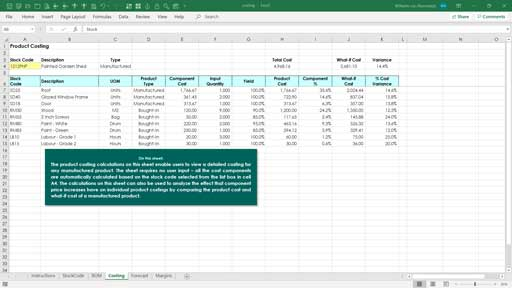 Excel Inventory Spreadsheet Template from www.excel-skills.com